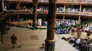 Il Globe Theatre di Londra regala al suo pubblico le opere di Shakespeare