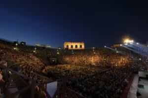 Grandi nomi per il cast del Festival Lirico 2021 all'Arena di Verona