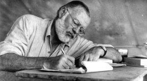 """Annunciati i vincitori del """"Premio Hemingway 2020"""""""