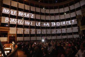 """Il Teatro Massimo ricorda la strage di Capaci con """"Le parole rubate"""" e """"I traditori"""""""