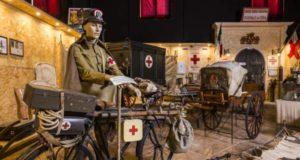 Riapre al pubblico il Museo Storico dei Pompieri e della Croce Rossa Italiana