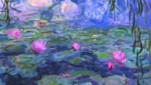 """""""Le Ninfee"""" di Monet in mostra al Palazzo Ducale di Genova"""