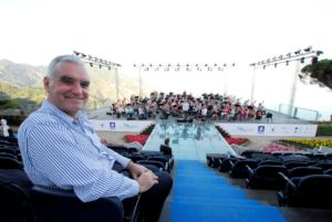 Alessio Vlad dirige la 68esima edizione del Ravello Festival