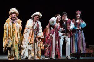 """Il Teatro Massimo ripropone """"L'italiana in Algeri"""" in attesa della riapertura"""