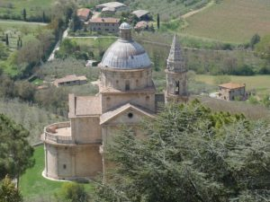 Il Tempio di San Biagio a Montepulciano è pronto a riaprire i battenti
