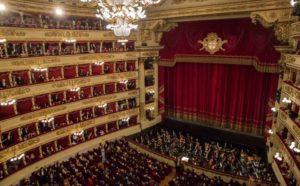 Il Teatro alla Scala ricomincia proponendo quattro nuovi concerti