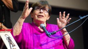 """Il Piccolo Teatro omaggia i cento anni di Franca Valeri con """"La vedova Socrate"""""""