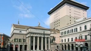 """Il pubblico torna in totale sicurezza al Teatro """"Carlo Felice"""" di Genova"""