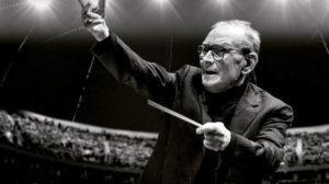 Al grande compositore Ennio Morricone il commovente omaggio del Ravello Festival