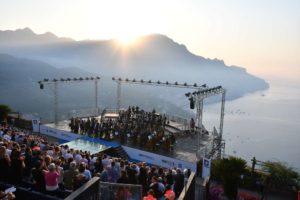 """Grande attesa al """"Ravello Festival"""" per il Concerto all'alba"""