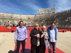 """Il """"Festival d'Estate"""" dell'Arena di Verona prosegue con le opere di Verdi e Wagner"""