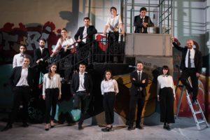 """Lo spettacolo """"Degenerazioni"""" indaga il rapporto tra teatro e nuove tecnologie"""