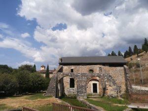Il Battistero di San Giovanni in Fonte, una traccia paleocristiana nel Vallo di Diano