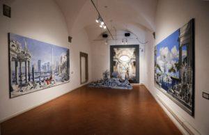 Riapre al pubblico la mostra dedicata all'universo artistico di Ignatio Goitia