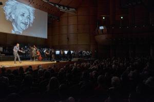 Alla scoperta della musica subatomica con Ruben Jais e Simone Iovenitti