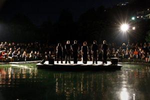 """La nona edizione di """"TeatroAllaDeriva"""" va in scena alle Terme di Nerone"""