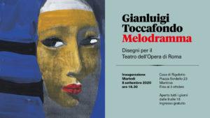 I disegni di Gianluigi Toccafondo impreziosiscono le sale di Casa Rigoletto a Mantova