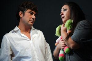 """""""Devi essere dolce con me"""" debutta al Teatro Sannazzaro di Napoli"""
