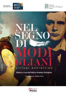 On line la prima mostra interattiva dedicata ad Amedeo Modigliani