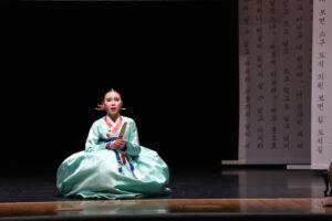 """Il """"Pansori"""" inaugura il nuovo ciclo di eventi del Teatro No'hma"""