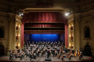 Il maestro Alessandro D'Agostini debutta al Teatro Filarmonico di Verona