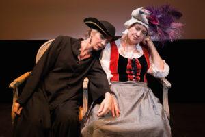 """Il Teatro No'hma ricorda Franca Valeri con lo spettacolo """"Tosca e altre due"""""""