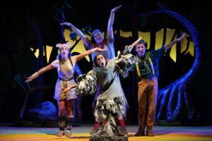 """Il Teatro Superga porta in scena """"Il Gruffalò"""" di Julia Donaldson e Axel Scheffler"""