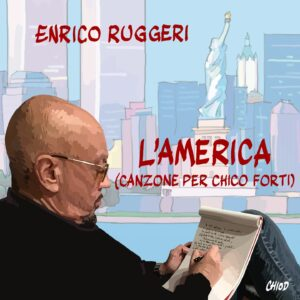 """""""L'America (Canzone per Chico Forti)"""" è il nuovo brano di Enrico Ruggeri"""