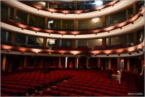 Ad un anno dalla chiusura il Teatro Quirino fa risuonare le voci dei grandi attori
