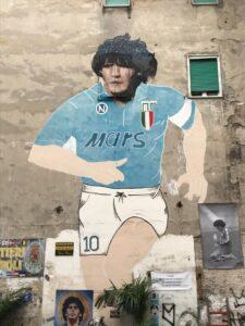 Da Buenos Aires a Napoli, un incontro per indagare il rapporto di Maradona con le sue città