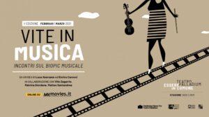 #viteinmusica, il Teatro Palladium propone le biografie di quattro artisti attraverso il cinema