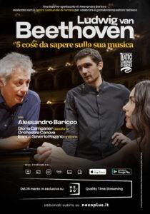 Alessandro Baricco racconta cinque curiosità su Beethoven al Teatro Comunale di Ferrara