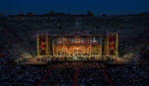 """La webTV dell'Arena di Verona propone """"La Traviata"""" nell'allestimento di Zeffirelli"""