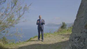 Alessandro Barbero all'Isola d'Elba per raccontare le gesta di Napoleone