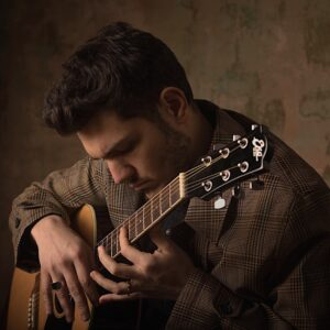 Luca Gaudiano, dal palco di Sanremo ai live di ispirazione internazionale
