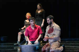"""L'incursione nei classici di Carmelo Rifici prosegue con """"Macbeth, le cose nascoste"""""""
