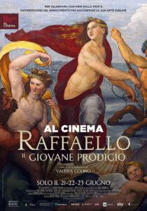 """""""Raffaello. Il giovane prodigio"""" inaugura il ritorno della grande arte al cinema"""