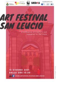 """Bandi SIAE, il Liceo Artistico di San Leucio presenta la prima edizione di """"Art Festival"""""""