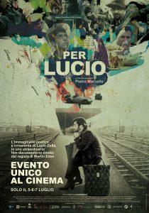 """""""Per Lucio"""", un viaggio visivo e sonoro nella vita dell'istrionico Dalla"""