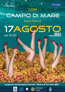 """""""Campo di Mare Teatro Festival"""", a Cerenova una luce sulle arti contemporanee"""
