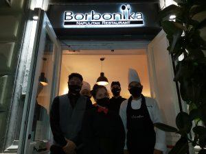 """""""Borbonika"""", la cucina napoletana incontra la modernità"""