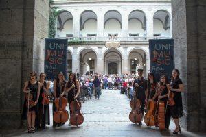 """""""Unimusic"""", a Napoli la terza edizione del festival della musica e della cultura"""