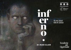 """""""Inferno"""" di Jean Clair, alle Scuderie del Quirinale un ambizioso progetto espositivo"""