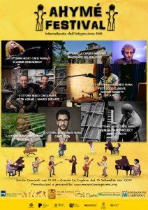 """""""Ahimé"""", al via la terza edizione del festival interculturale dell'integrazione"""