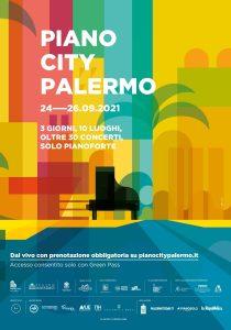"""""""Piano City Palermo"""", ai nastri di partenza la quarta edizione del festival"""