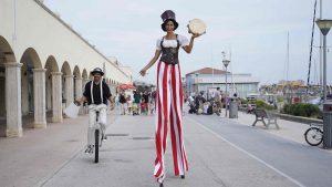 """""""Roma International Buskers Festival"""", torna la rassegna dedicata agli artisti di strada"""