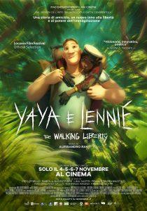 """""""Yaya e Lennie - The Walking Liberty"""", arte e fantasia si fondono per parlare dei cambiamenti climatici"""