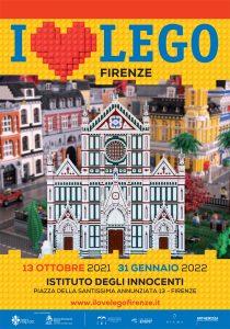 """""""I Love Lego"""", a Firenze una mostra per gli amanti dei leggendari mattoncini"""